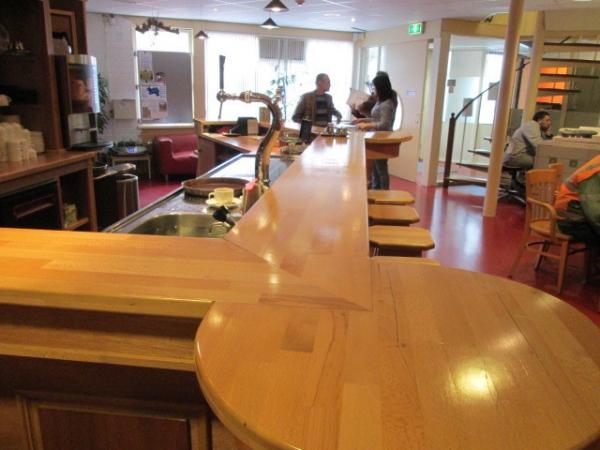 Beuken uitgifterand bar