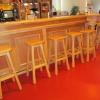 Blanke bar