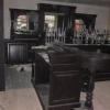 New York bar in hoekopstelling