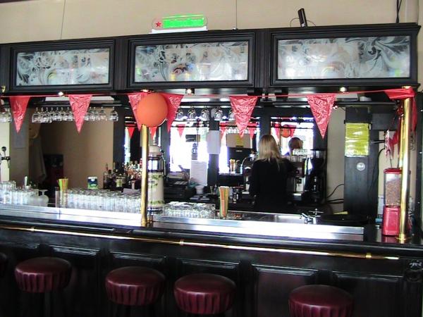 feestelijke bar