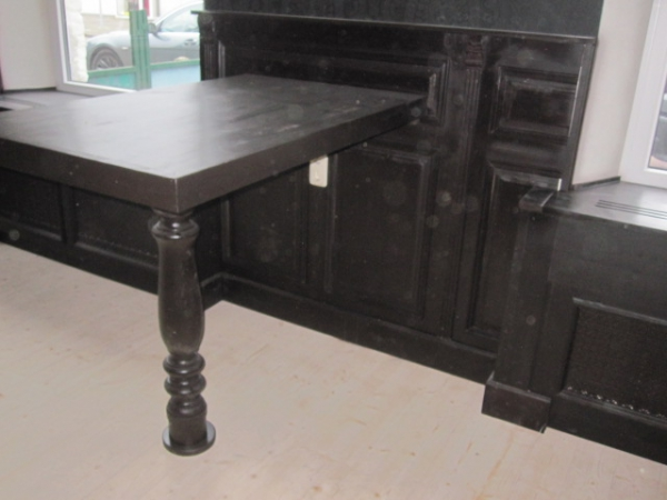 vierkante sta-tafel