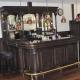 Bar in Notenkleur