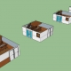 4 verschillende typen barren