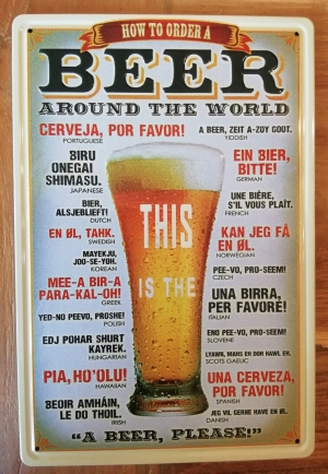 bierbord: beer around the world