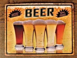 groot bierbord more beer you need