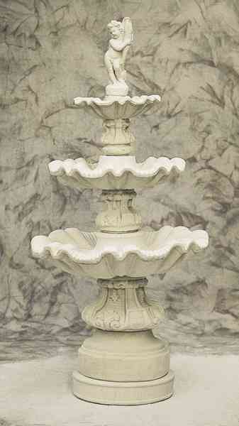 fontein 3-traps