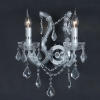 wandlamp kristal CR19