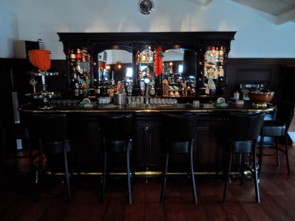 Engelse 360 mahonie bar