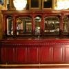 Engelse bar 360cm