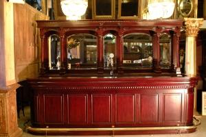 Mahonie Engelse bar 360cm