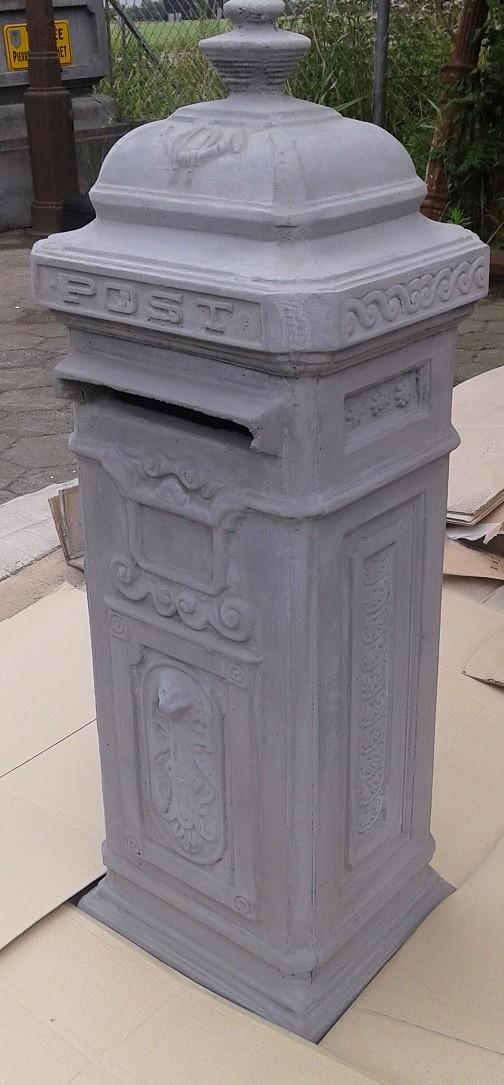 Fonkelnieuw Antieke brievenbus B-04505 - Elmo Dreams & Deco IQ-85