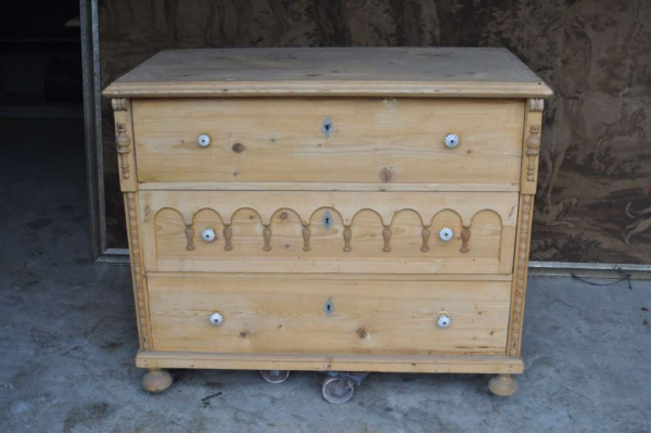 Commode 3-lade