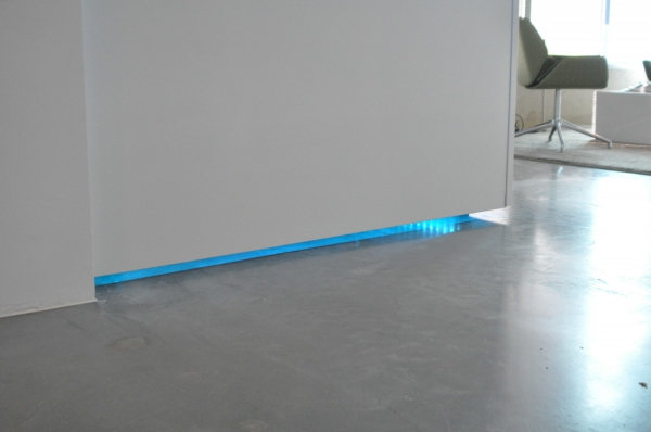 LED-strip onder bar