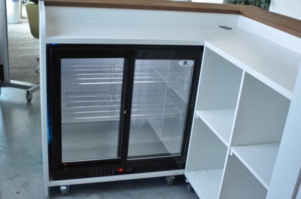 2-deurs koelkast