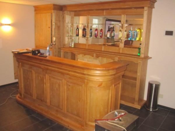 blanke Engelse bar