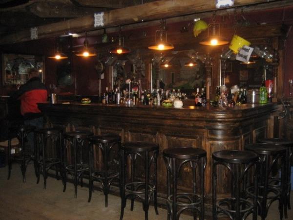 Engelse bar