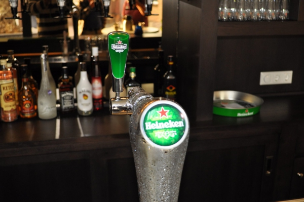 Heineken Tap