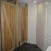 toiletdeuren van hout