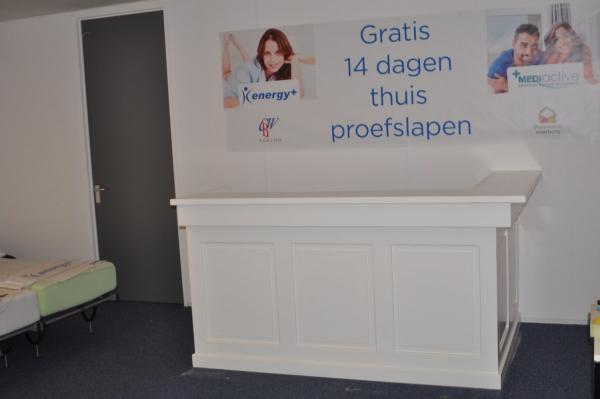 Moderne MDF toonbank