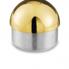 Messing einddop Brass End cap