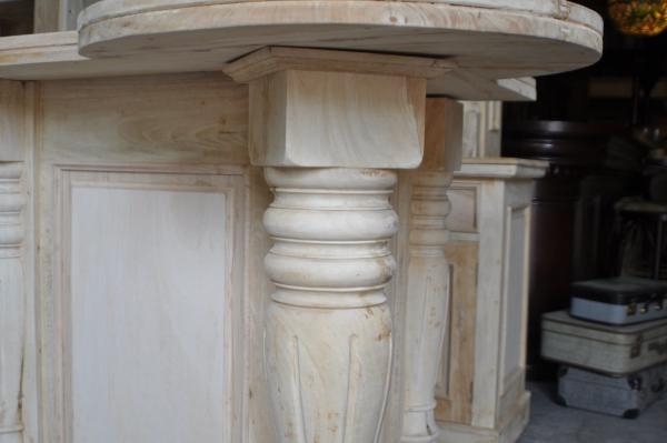 Detail pilaar