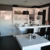 Witte hoekbar in Skybox PSV