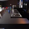 Uitgifterand bar met Heineken David tap-systeem